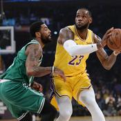 LeBron et les Lakers n'y sont plus du tout