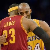 LeBron James «anéanti et le coeur brisé» après la mort de Kobe Bryant