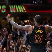 LeBron James délivre Cleveland et écœure Toronto