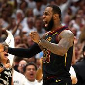 LeBron James donne à Cleveland des raisons d'espérer