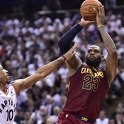 LeBron James enflamme Cleveland, Boston renversant