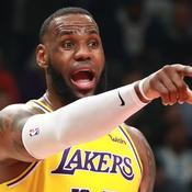 LeBron James reste le joueur le mieux payé de NBA