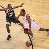 Leonard redonne espoir à Toronto face à Milwaukee