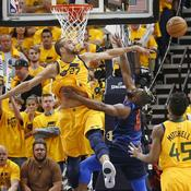 Rudy Gobert - Crédit : AP Photo-Rick Bowmer