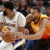 Les Lakers font danser le Jazz, Doncic redevient humain