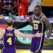 Les Lakers et les Celtics ont dû s'employer, Harden en feu