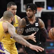Les Lakers surpris par Brooklyn