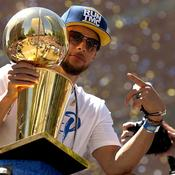 Stephen Curry -- Crédit : Cary Edmondson-USA TODAY Sports