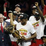 Les Raptors sacrés pour la première fois de leur histoire