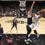 Les Spurs font exploser Denver, retour gagnant pour Noah