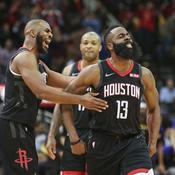 NBA : James Harden en démonstration