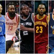 NBA : l'équipe type de la saison régulière