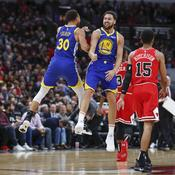 NBA : L'incroyable record à trois points de Klay Thompson