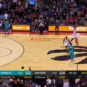 NBA : Le buzzer beater exceptionnel et improbable de Jeremy Lamb du milieu de terrain