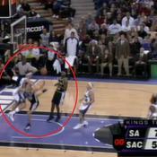 NBA : le Top 10 des paniers impossibles de Manu Ginobili