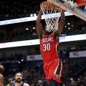 NBA : Le top 5 de la nuit en vidéo