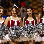 Boston Celtics dancers