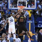 Kevin Durant face à LeBron James
