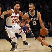 New York se réveille aux dépens des Spurs d'un Parker dans le dur