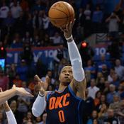 Oklahoma domine Utah en fin de match et grâce à un Westbrook de feu