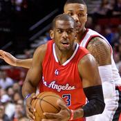 Chris Paul - Damian Lillard
