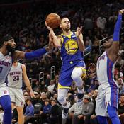 Retour perdant pour Stephen Curry avec Golden State