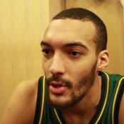 Rudy Gobert : «La pression est partout en NBA»