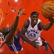 Finales NBA : Siakam sort le grand jeu et Toronto s'offre Golden State