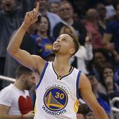 Stephen Curry atteint des cimes inégalées