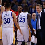 Stephen Curry-Steve Kerr