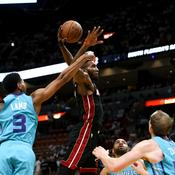 Derrick Jones Jr - crédit - Michael Reaves-Getty Images-AFP