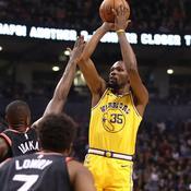 Top 5 de la nuit : le shoot génial de Durant