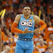 Russell Westbrook - Crédit : Alonzo Adams-USA TODAY Sports