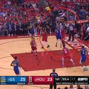 Top 5 : un contre absolument fou de Capela face à Iguodala
