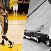 Tops/Flops Golden State-Cleveland : Curry superstar, JR Smith hors-sujet
