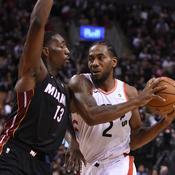 Toronto dominateur, les Knicks sur leur lancée