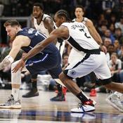 Duel de costauds entre Doncic et Leonard, les Clippers s'imposent sur le fil