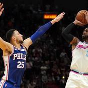 Wade porte Miami, LeBron James régale (encore) Cleveland