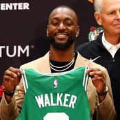 Kemba Walker - Crédit : Tim Bradbury/Getty Images/AFP