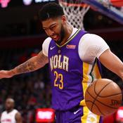 Davis impérial avec les Pelicans, Curry et les Warriors enchaînent, le Jazz reçu 10 sur 10