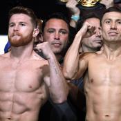 Après le «combat pour l'argent» Mayweather-McGregor, place au «combat pour l'Histoire» entre Golovkin et Alvarez