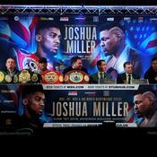 Contrôle «anormal» de Miller, le choc avec Joshua compromis