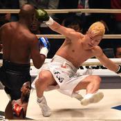 Floyd Mayweather détruit le «Ninja Boy» en deux minutes