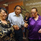 L'état de santé de Mohamed Ali inquiète