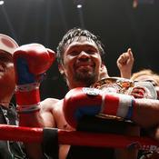 Manny Pacquiao n'a pas dit son dernier mot