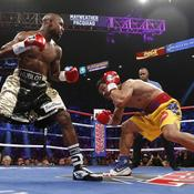 Floyd Mayweather Jr. et Manny Pacquiao
