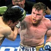 Un boxeur mexicain signe le plus gros contrat de l'histoire du sport : 317 M€