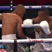 Un boxeur sacré champion du monde après un KO... et cinq secondes de combat