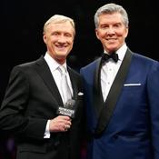 Jimmy Lennon, Jr. et Michael Buffer
