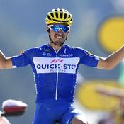 Alaphilippe, le montagnard, remporte la Clasica San Sebastian au sprint